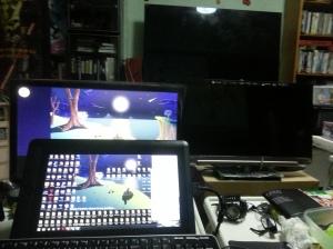 comp setup