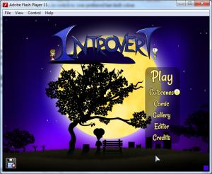 menu Introvert
